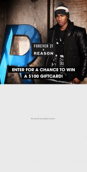 Forever 21 Sweepstakes