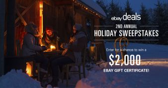 eBay Deals Sweepstakes