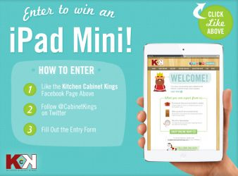 Kitchen cabinet Kings Sweepstakes