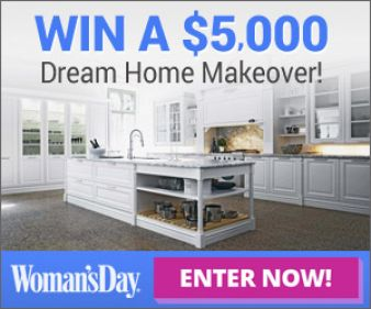 My Dream Home Makeover Sweepstakes