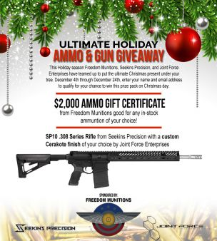 Freedom Munitions Sweepstakes