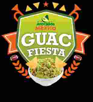 Guac-Fiesta · The Ultimate Guacamole Taco Fiesta Sweepstakes Sweepstakes