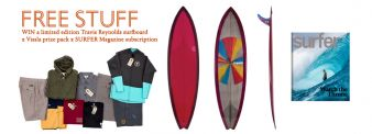 SURFER Magazine Sweepstakes