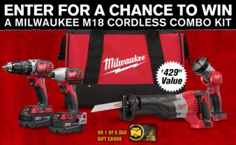 Northern Tool + Equipment Company Sweepstakes