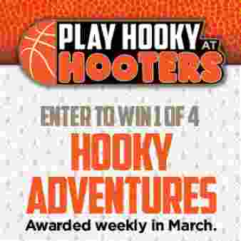 Hooters Sweepstakes