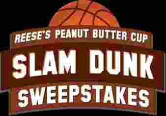 REESE'S Peanut Butter Cup Slam Dunk Sweepstakes Sweepstakes