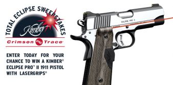 Crimson Trace Sweepstakes