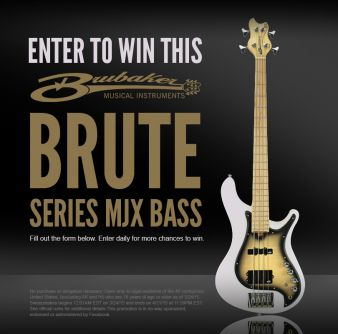 Brubaker Musical Instruments Sweepstakes
