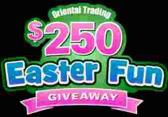 $250 Easter FUN Giveaway Sweepstakes