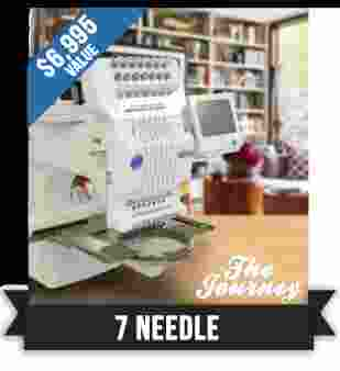 Texmac Happy Embroidery Machines Sweepstakes