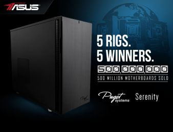 ASUS North America Sweepstakes