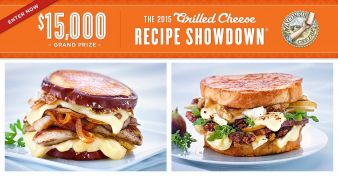 Grilled Cheese Academy Sweepstakes