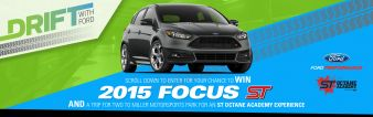 DRIFT WITH FORD SWEEPSTAKES Sweepstakes
