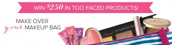 TooFaced Sweepstakes