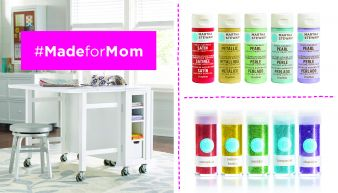 Martha Stewart Living™ · #MadeForMom Sweepstakes Sweepstakes