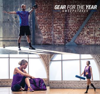 Asicsamerica · Gear For The Year 2015 Sweepstakes Sweepstakes