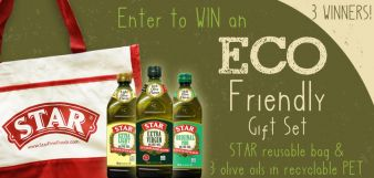 STAR Fine Foods · Win an Eco Friendly Gift Set Sweepstakes