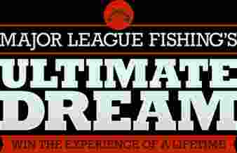 Major League Fishing · Ultimate Dream Contest  Sweepstakes