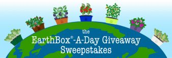 EarthBox · EarthBox-A-Day Giveaway! Sweepstakes