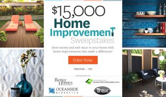 Better Homes & Gardens Sweepstakes
