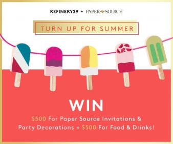 Refinery29 Sweepstakes