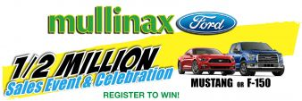 Mullinax Sweepstakes