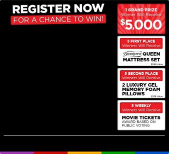 Mattress Firm Sweepstakes