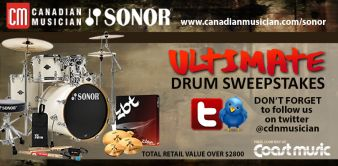 Canadian Musician Magazine Sweepstakes