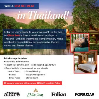 Allure Sweepstakes