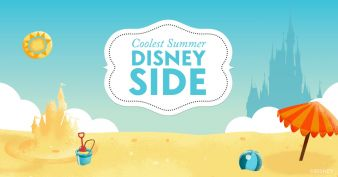 Coolest Summer Disney Side Contest Sweepstakes