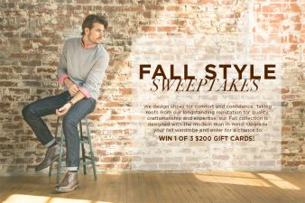 FLORSHEIM SHOES Sweepstakes