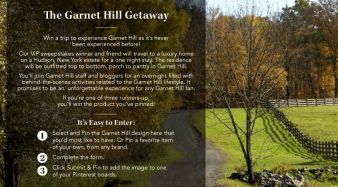 Garnet Hill Sweepstakes