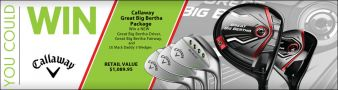 The Golf Warehouse Sweepstakes