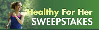 Delicious Living Sweepstakes