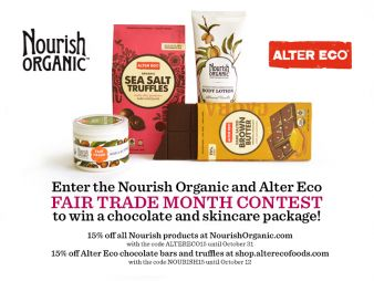 Alter Eco Sweepstakes
