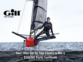 Gill North America Sweepstakes