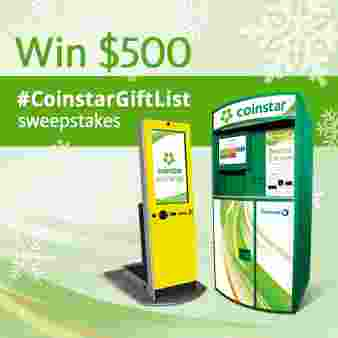 Coinstar Sweepstakes