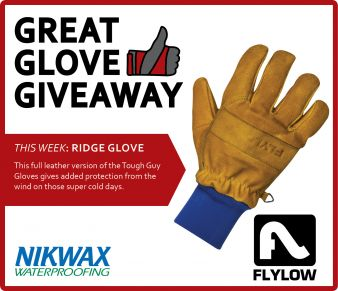 Nikwax Sweepstakes