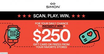 Simon Malls Sweepstakes