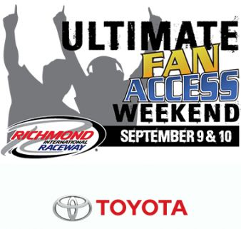 Richmond International Raceway Sweepstakes