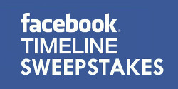 Facebook Timeline Sweepstakes